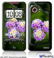HTC Droid Incredible Skin - South GA Flower