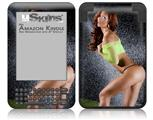 Amanda Olson 01 - Decal Style Skin fits Amazon Kindle 3 Keyboard (with 6 inch display)