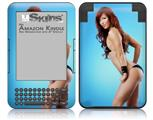Amanda Olson 07 - Decal Style Skin fits Amazon Kindle 3 Keyboard (with 6 inch display)