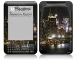 New York - Decal Style Skin fits Amazon Kindle 3 Keyboard (with 6 inch display)